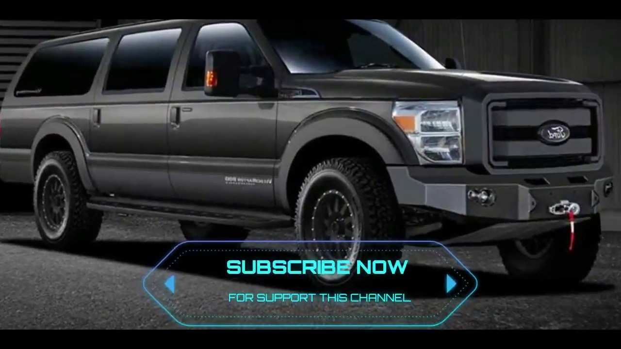 52 A 2019 Ford Excursion Diesel Exterior