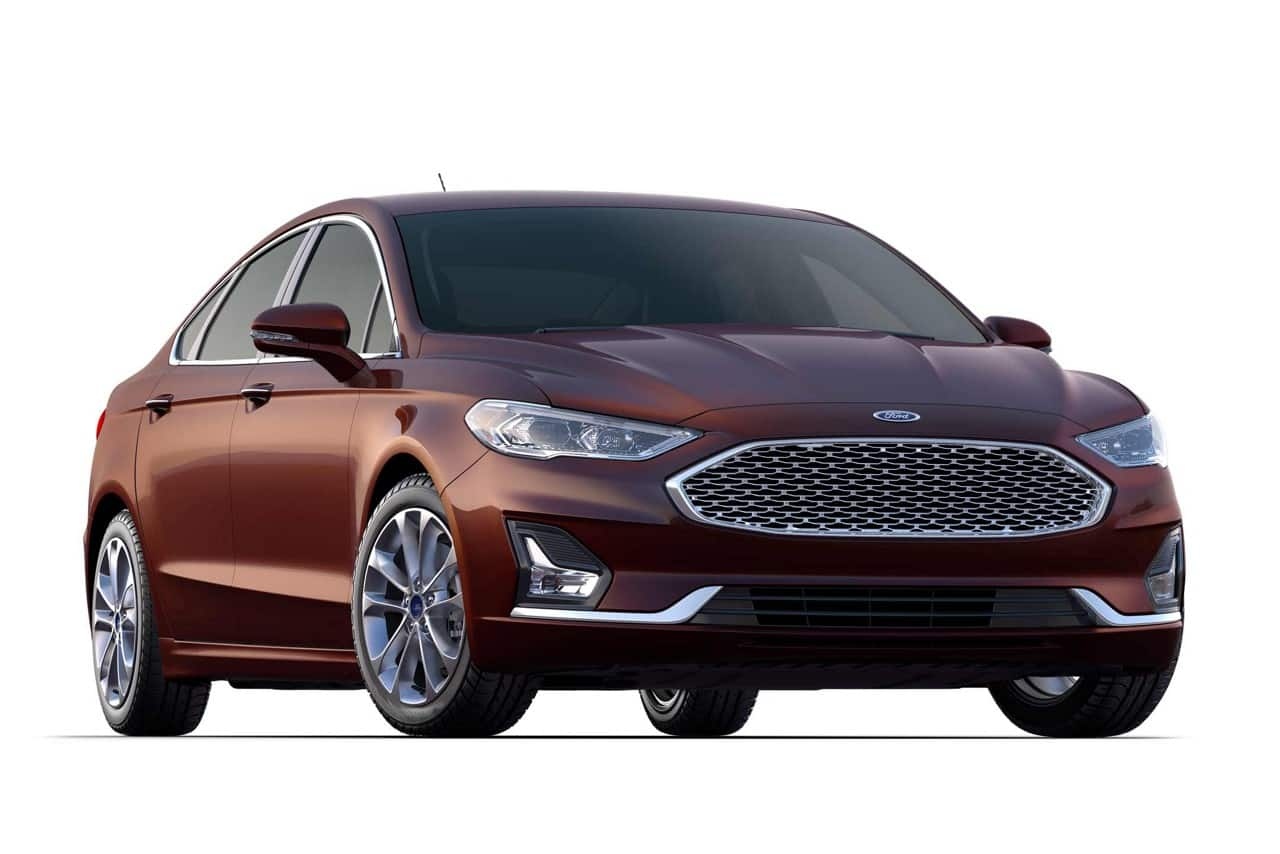 52 A 2019 Ford Fusion Energi New Concept