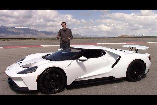 52 A 2019 Ford GT40 Rumors