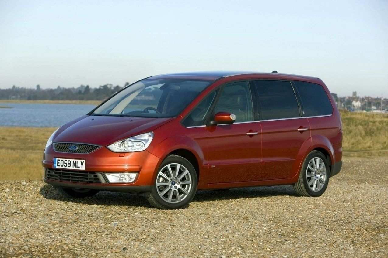 52 A 2019 Ford Galaxy First Drive