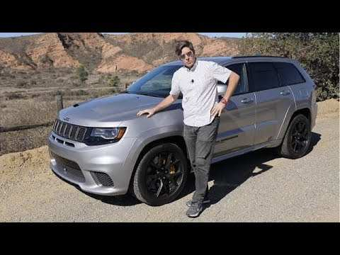 52 A 2019 Grand Cherokee Srt Hellcat Images