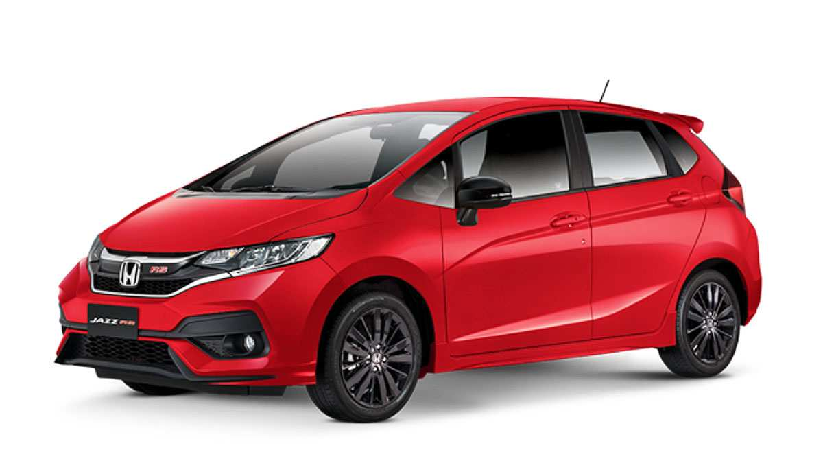 52 A 2019 Honda Jazz Overview