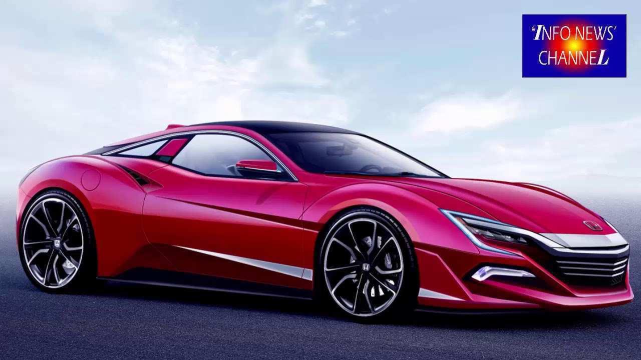 52 A 2019 Honda Prelude Type R Redesign