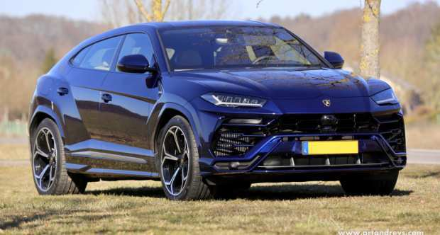 52 A 2019 Lamborghini Urus New Model And Performance