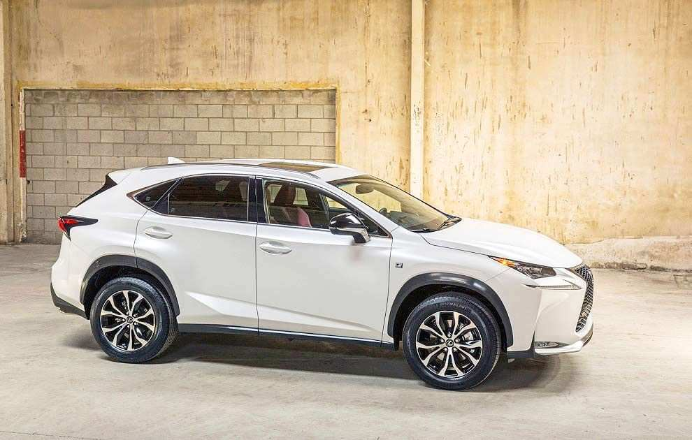 52 A 2019 Lexus NX 200t Wallpaper