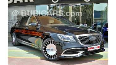 52 A 2019 Mercedes Maybach S650 Engine