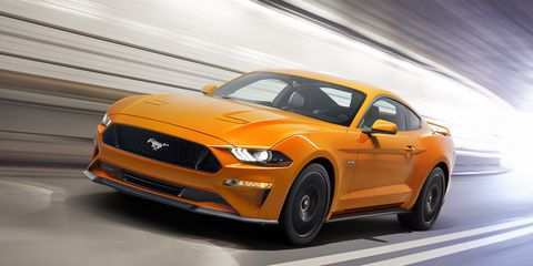 52 A 2019 Mustang Mach Release Date And Concept