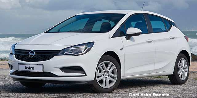 52 A 2019 New Opel Astra Ratings