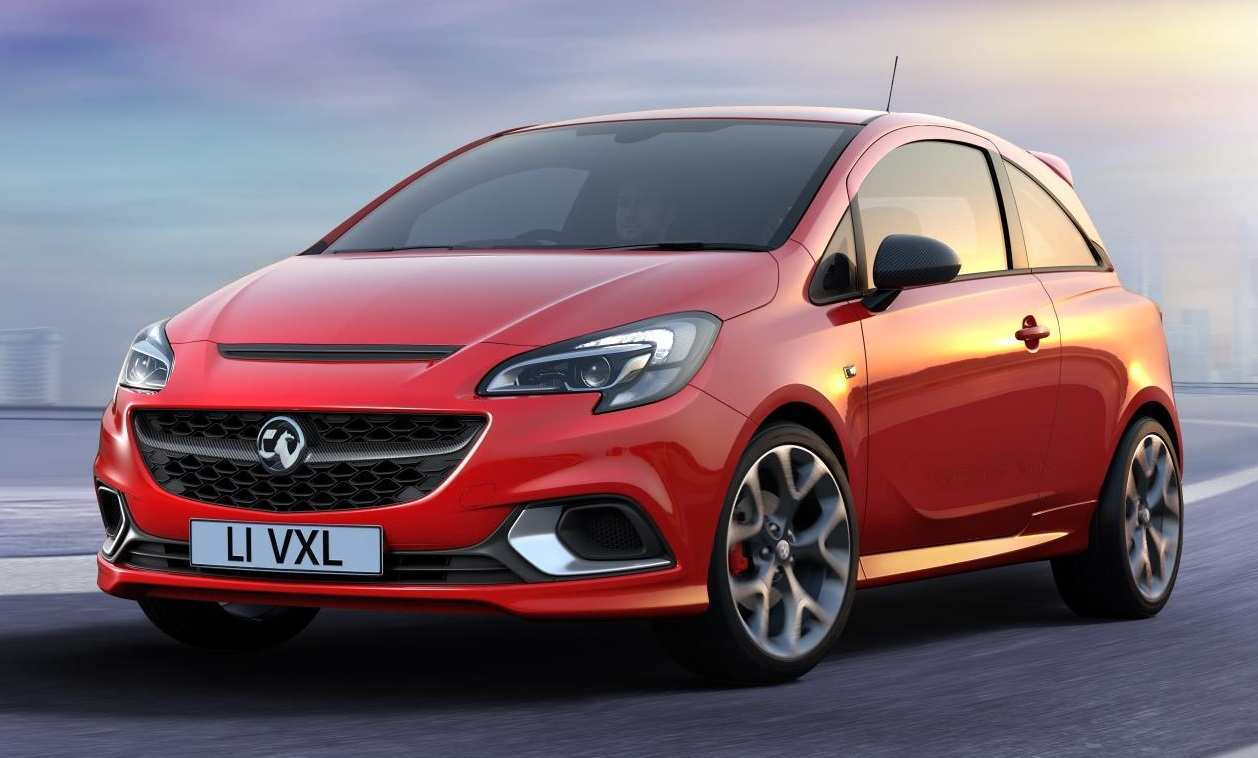 52 A 2019 Opel Corsa Pictures