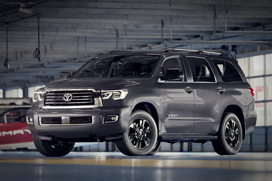 52 A 2019 Toyota Sequoia Redesign Speed Test