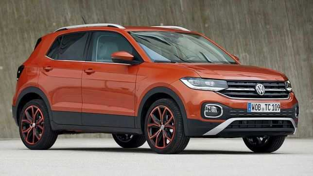 52 A 2019 Volkswagen Cross Redesign