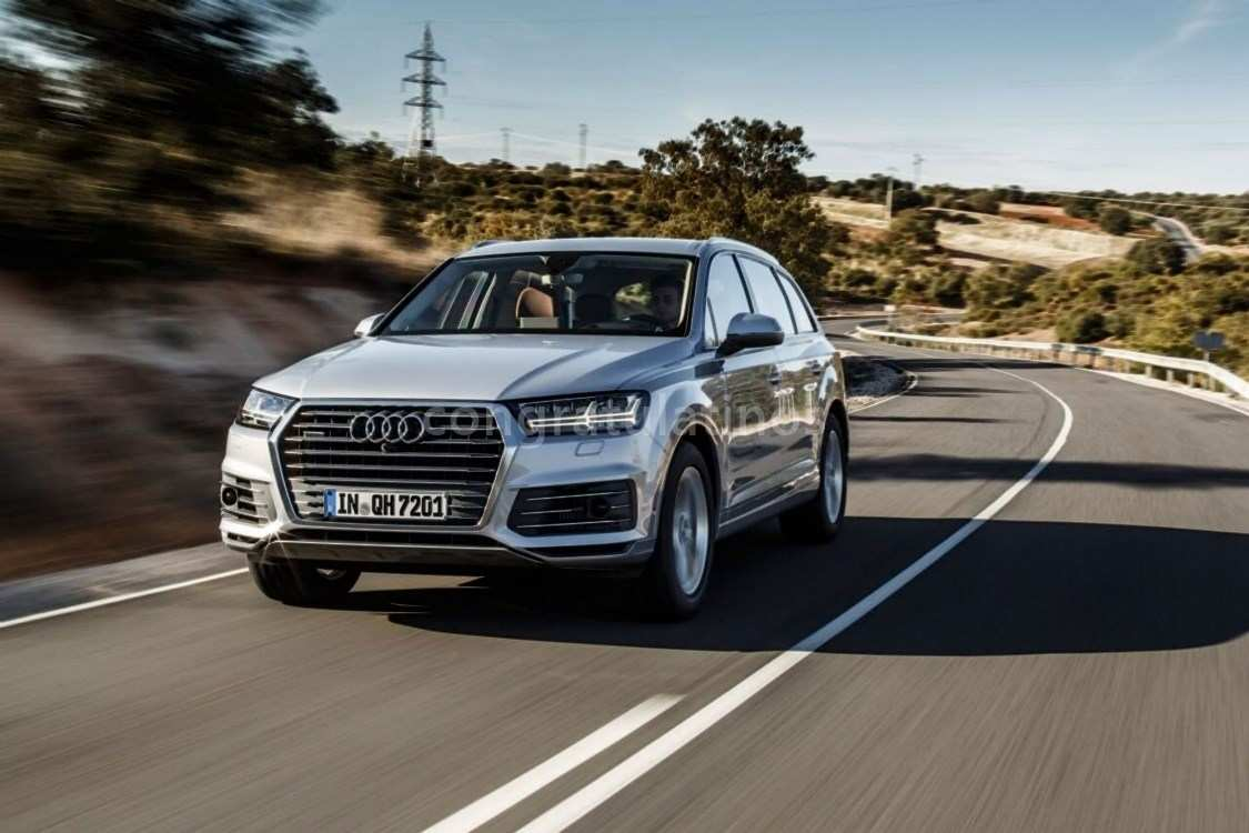52 A 2020 Audi Q7 Changes Spy Shoot