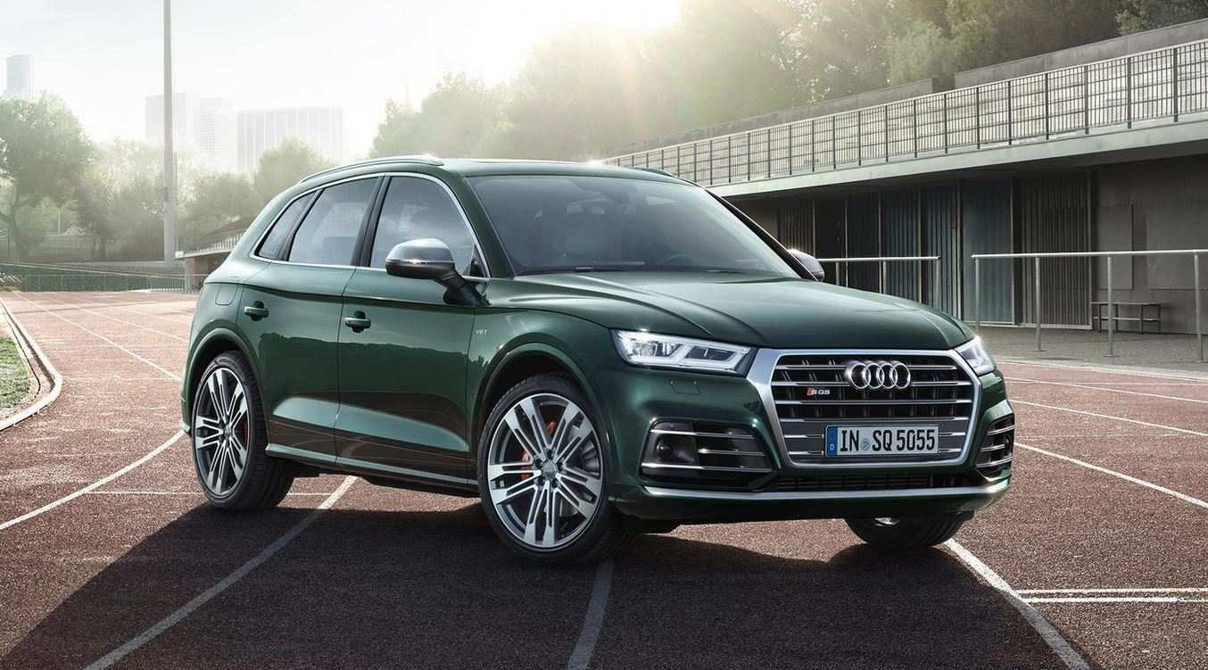 52 A 2020 Audi Sq5 Concept And Review