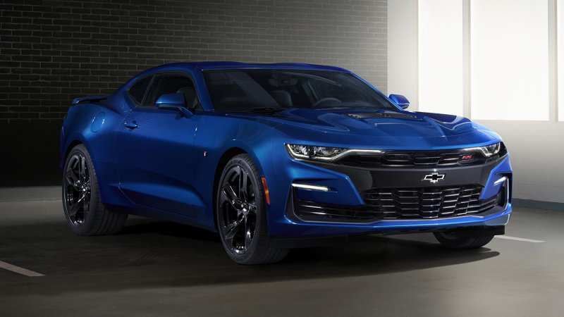 52 A 2020 Camaro Ss Performance And New Engine