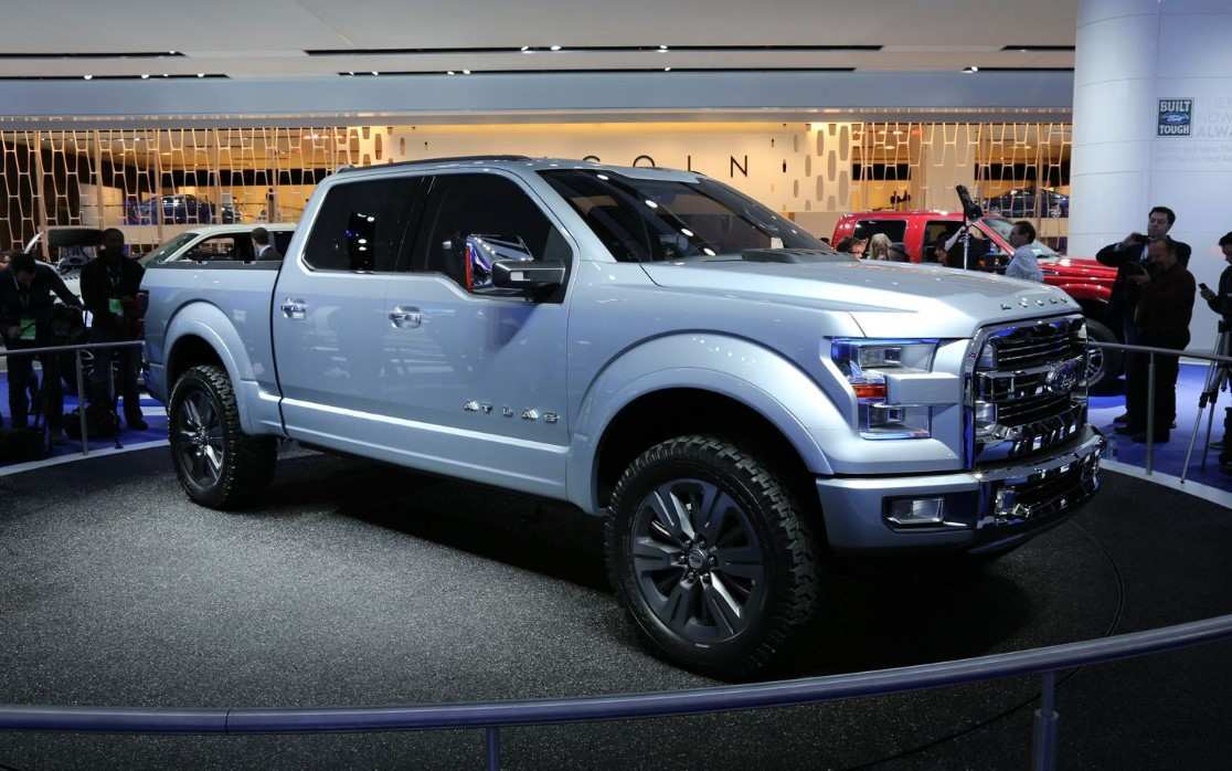 52 A 2020 Ford Atlas Engine Wallpaper