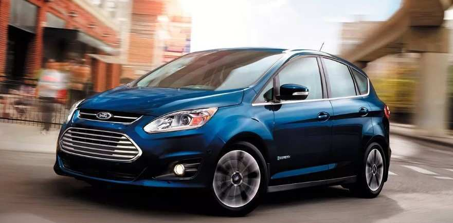 52 A 2020 Ford C Max Overview