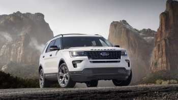 52 A 2020 Ford Explorer Sports Price