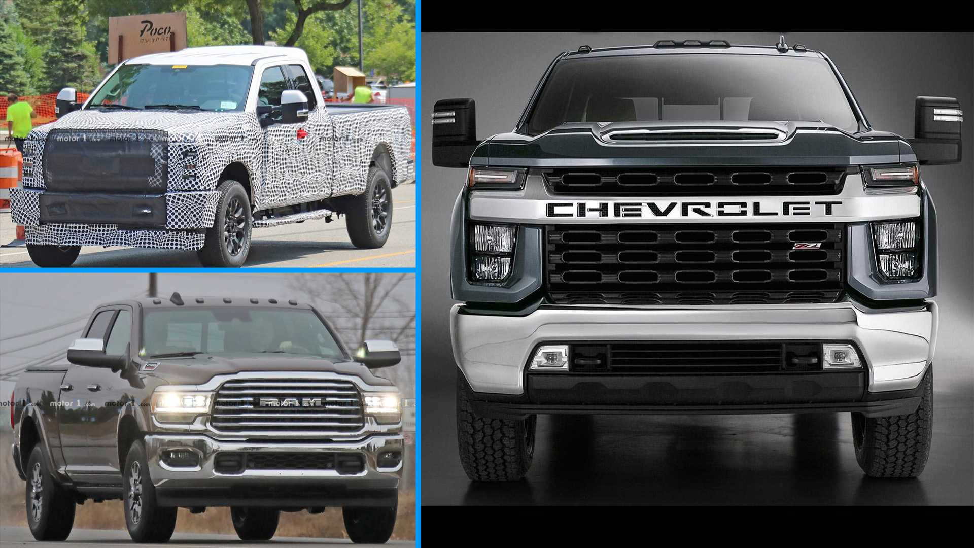52 A 2020 GMC 2500 Vs Chevy 2500 Overview