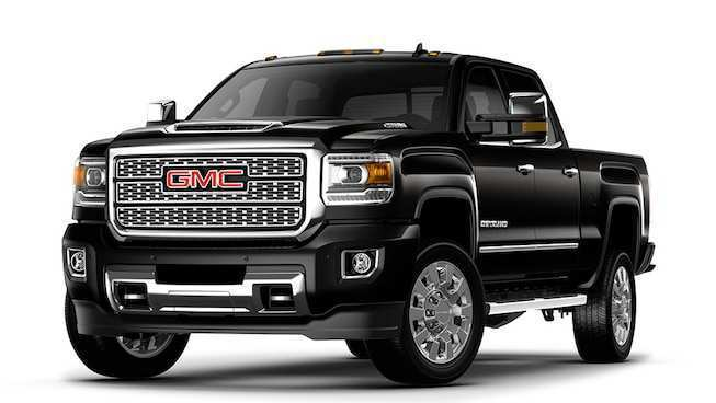 52 A 2020 GMC Sierra Build And Price New Concept