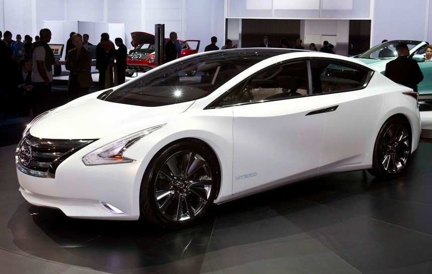 52 A 2020 Nissan Altima Ratings