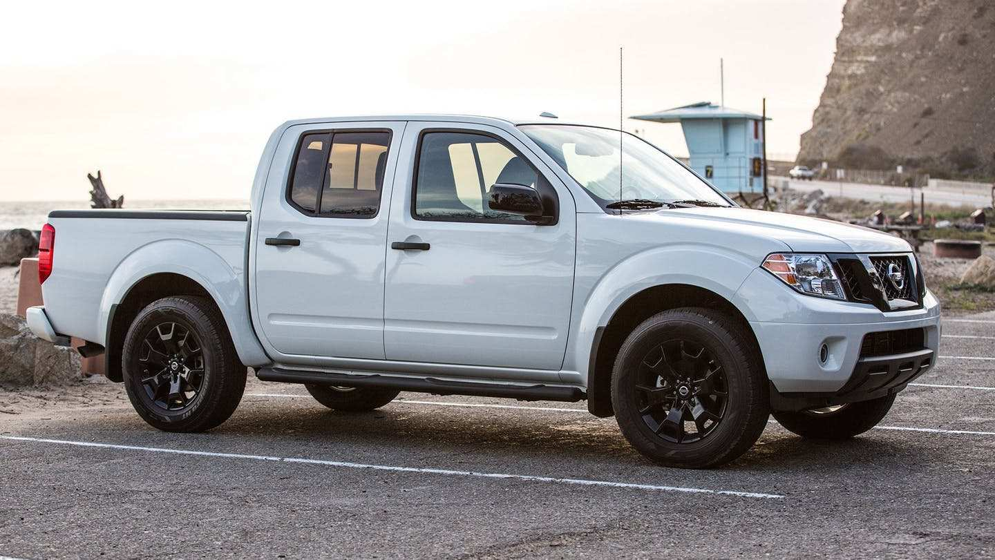 52 A 2020 Nissan Frontier First Drive