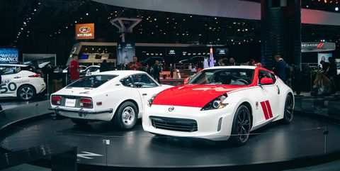 52 A 2020 Nissan Z Exterior And Interior