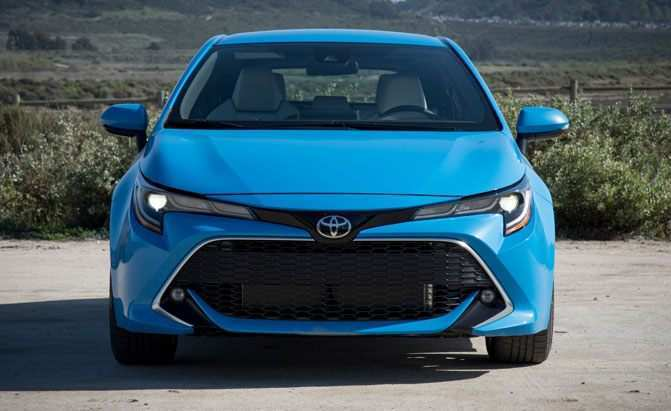 52 A 2020 Toyota Corolla Hatchback Concept