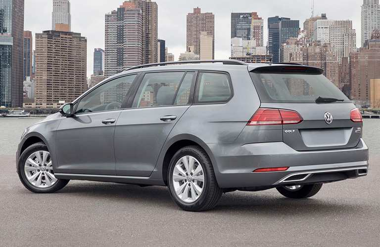 52 A 2020 Volkswagen Golf Sportwagen New Review