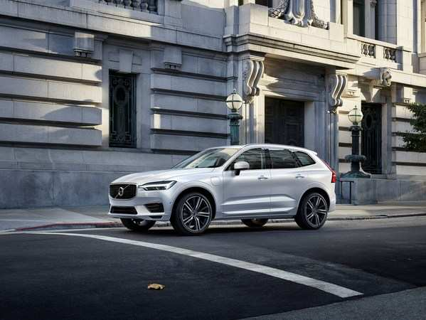 52 A 2020 Volvo XC60 Release