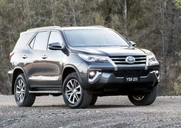 52 A Fortuner Toyota 2019 Review