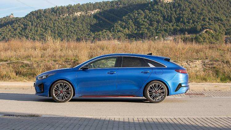 52 A Kia Ceed Gt 2019 Price And Release Date
