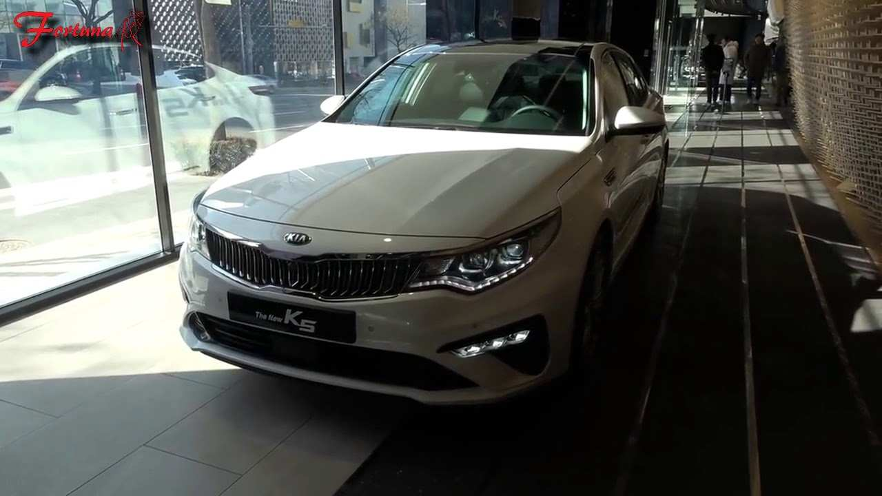 52 A Kia K5 2019 Price Design And Review