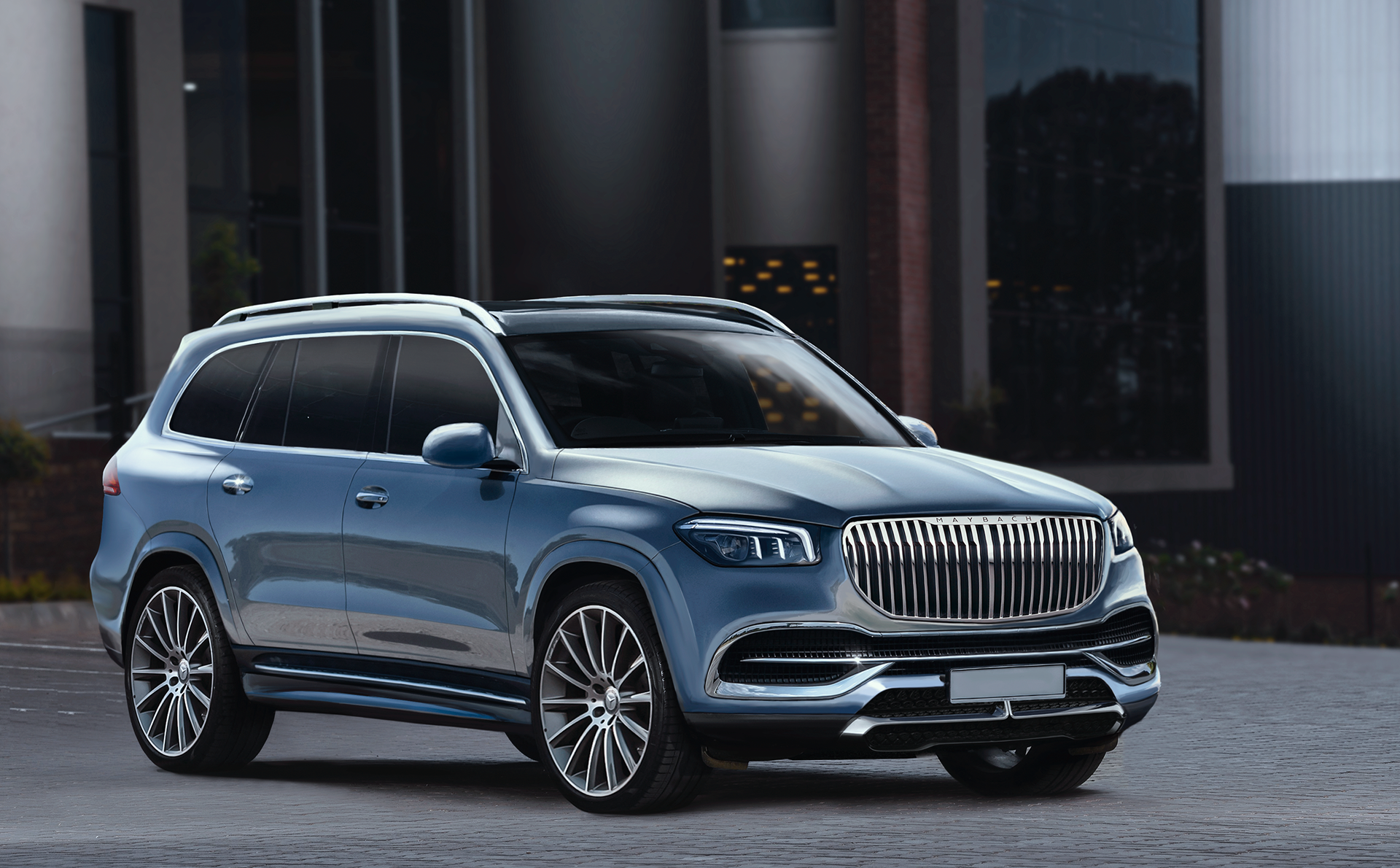 52 A Mercedes Maybach Gls 2019 Release Date