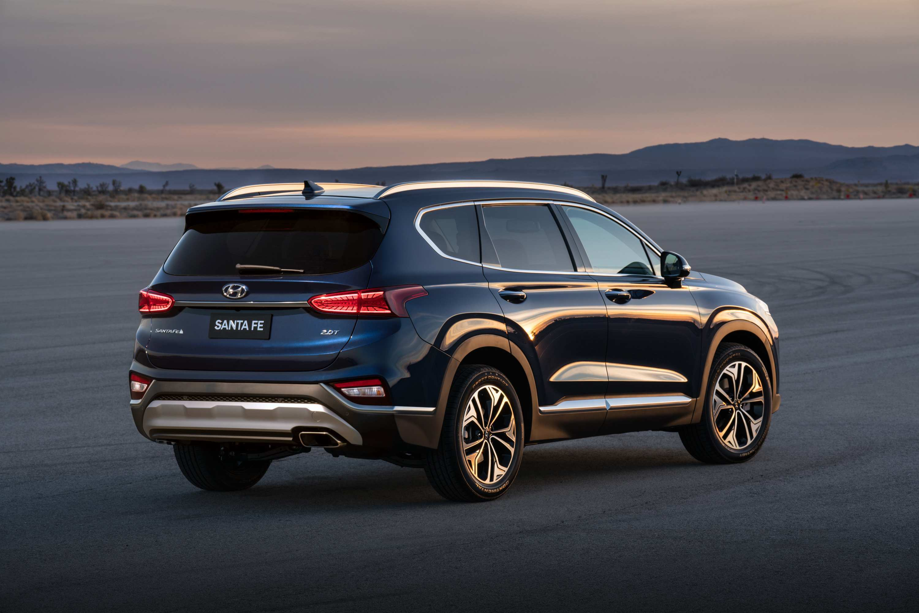 52 A New Hyundai Santa Fe 2020 Redesign And Review