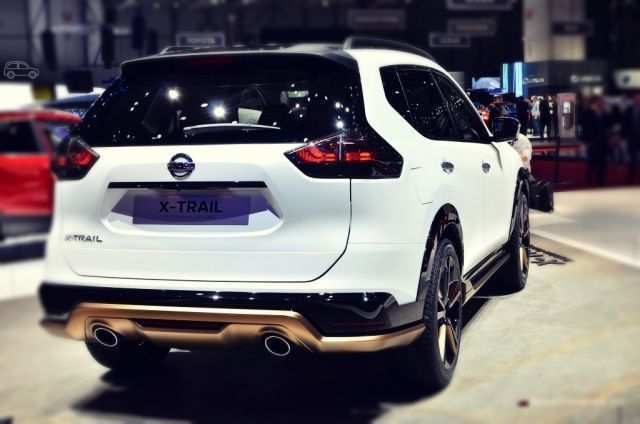 52 A Nissan X Trail 2020 Exterior And Interior