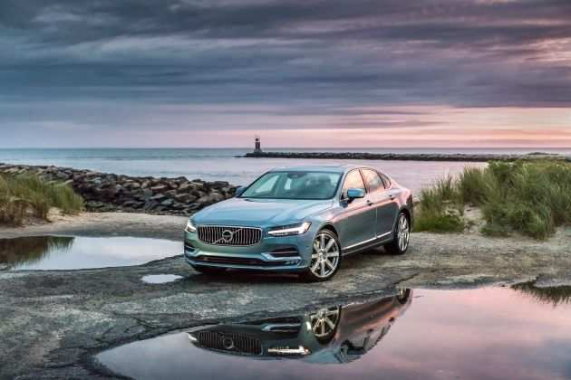 52 A Volvo To Go Electric By 2019 Exterior And Interior