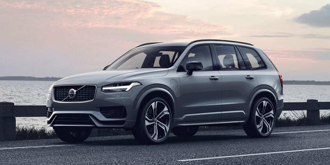 52 A Volvo Xc90 Hybrid 2020 Review