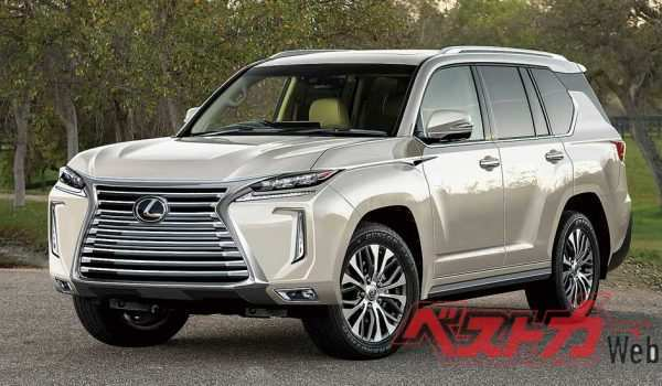 52 A When Will The 2020 Lexus Gx Come Out Picture