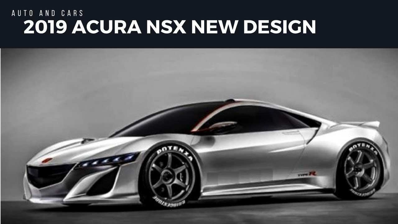 52 All New 2019 Acura Nsx Type R First Drive