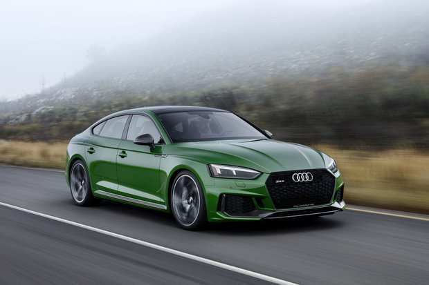 52 All New 2019 Audi Rs5 New Concept