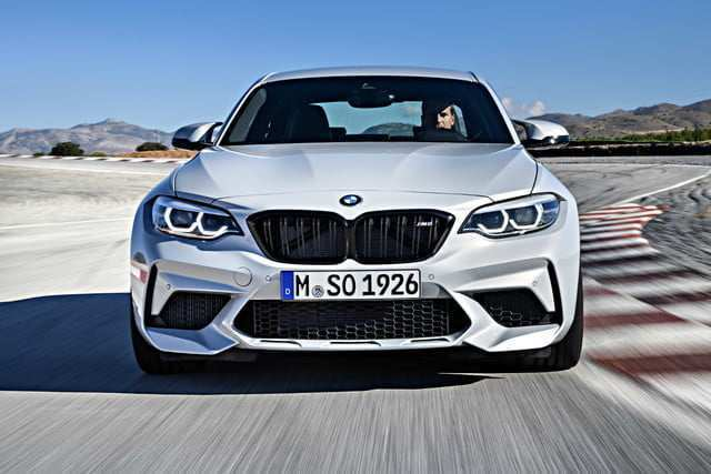 52 All New 2019 BMW M2 Exterior