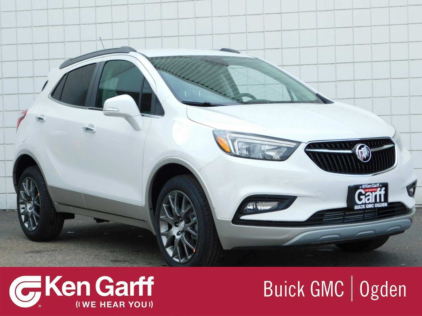52 All New 2019 Buick Encore Style