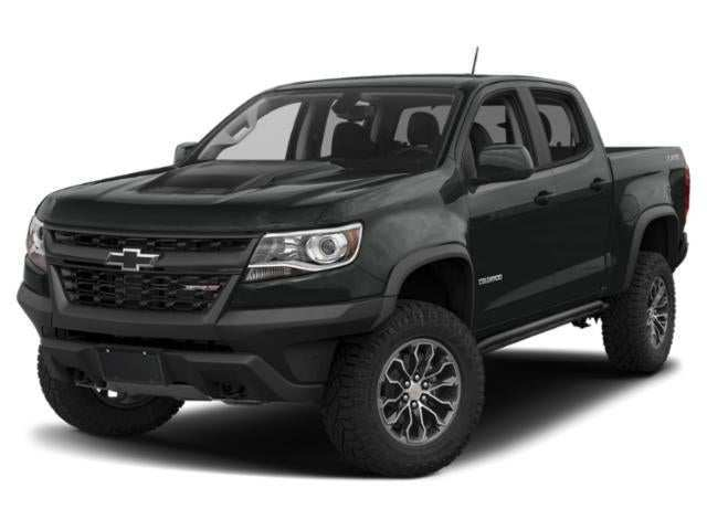 52 All New 2019 Chevy Colorado Review