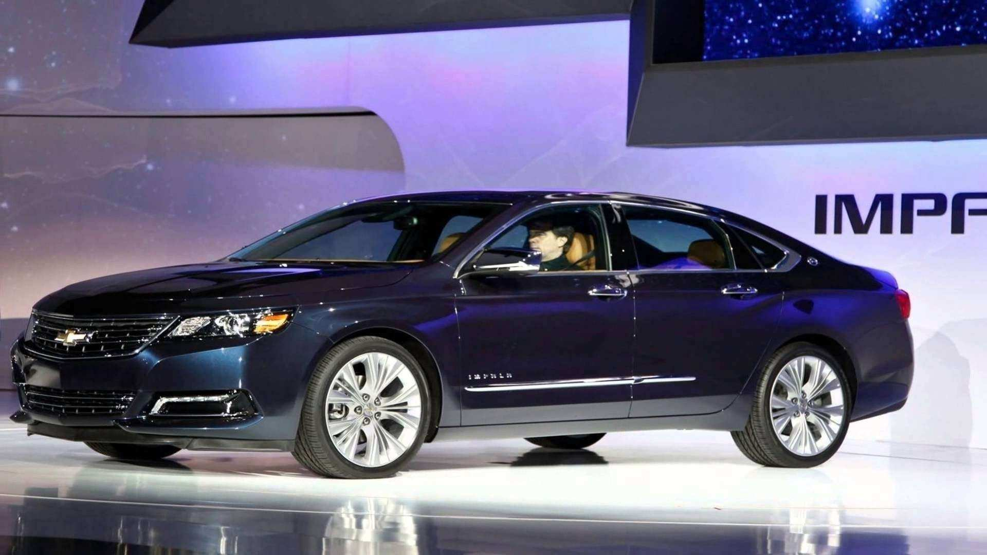 52 All New 2019 Chevy Impala Ss Ltz Exterior