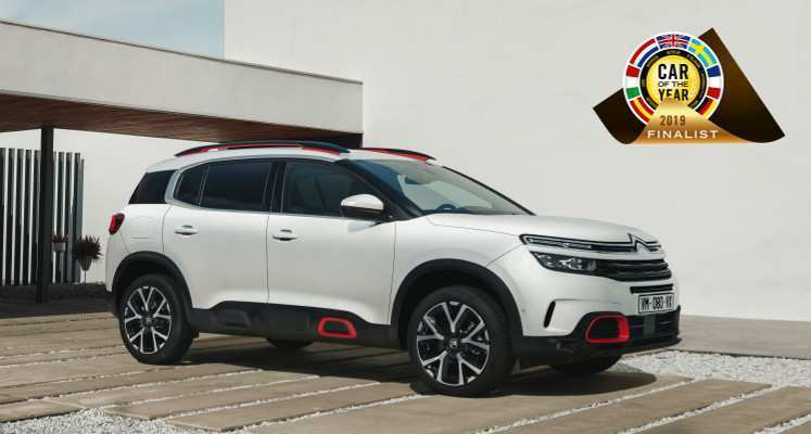 52 All New 2019 Citroen C5 Review And Release Date