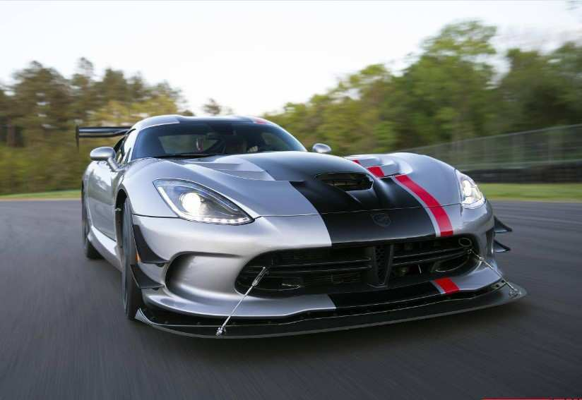 52 All New 2019 Dodge Viper ACR Specs