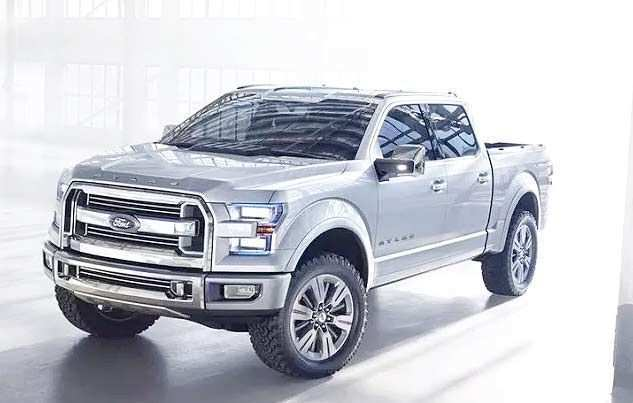52 All New 2019 Ford Atlas Engine Exterior And Interior