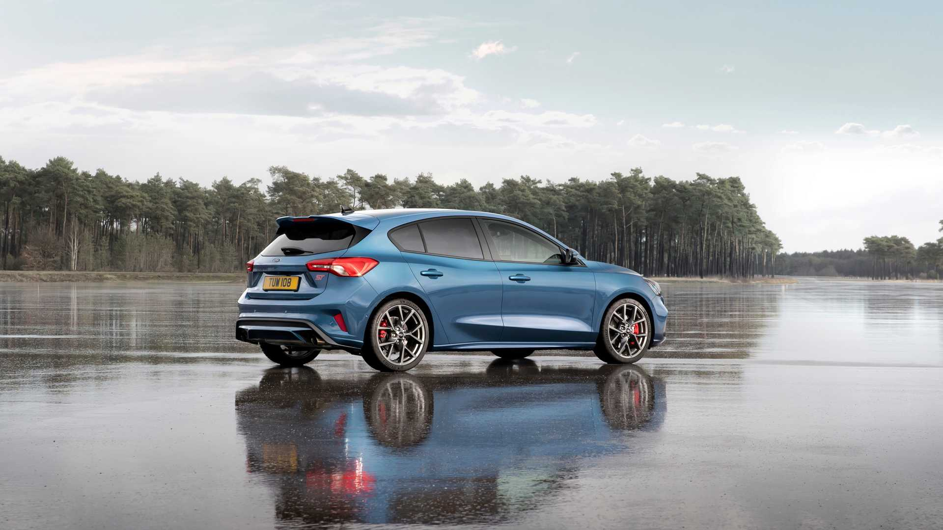 52 All New 2019 Ford Focus Rs St Picture