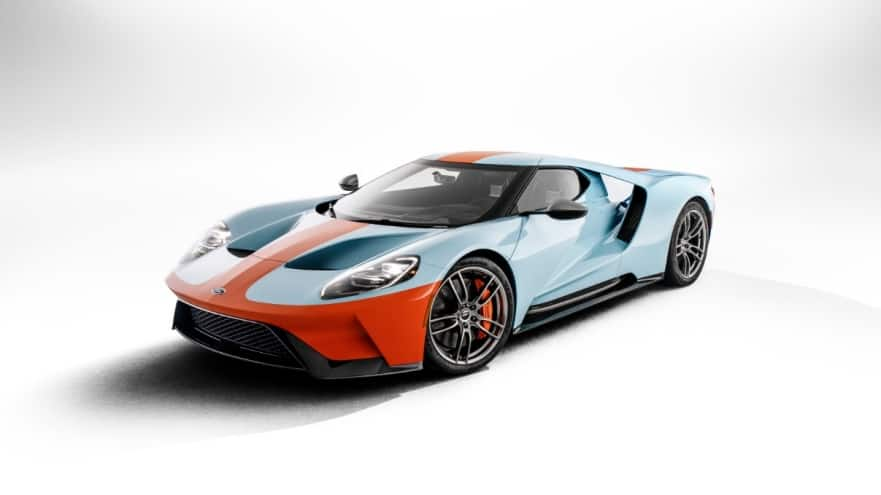 52 All New 2019 Ford GT40 Exterior And Interior