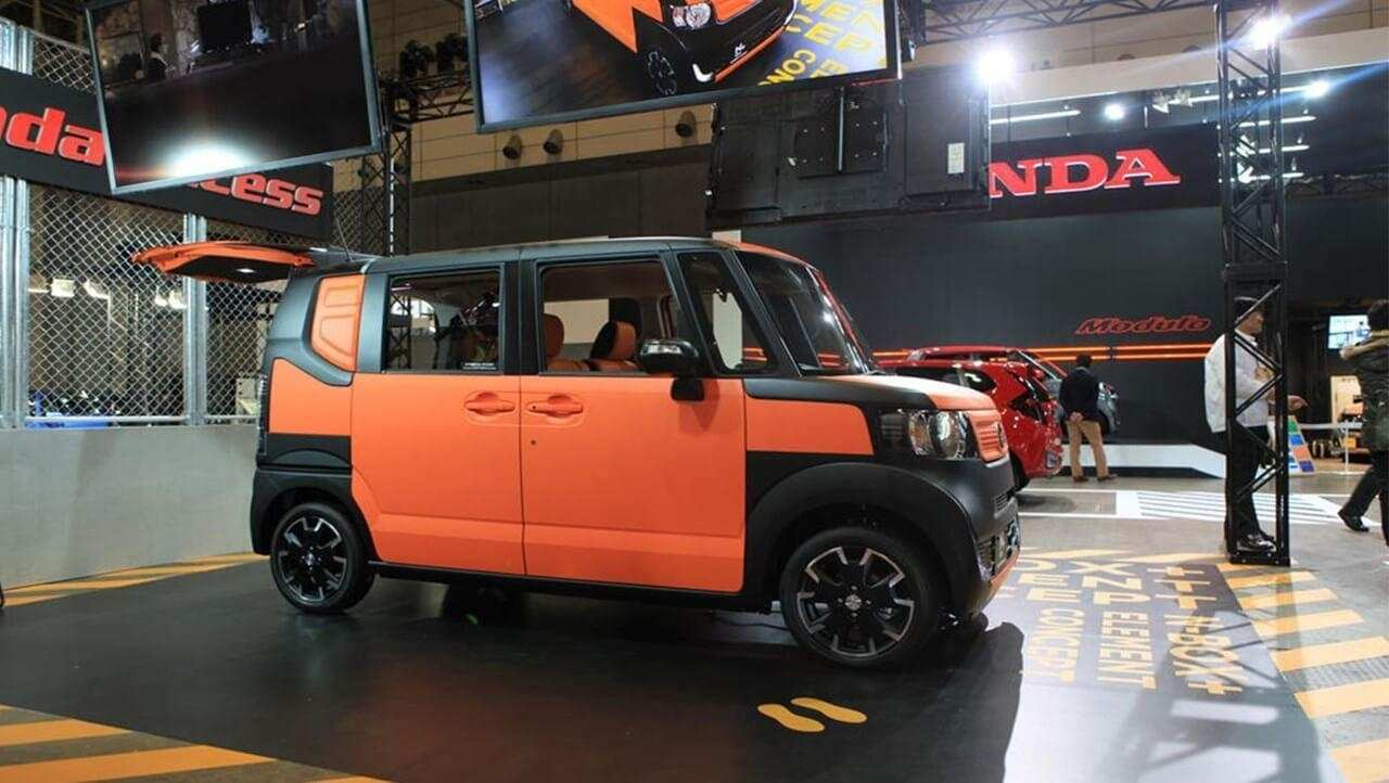 52 All New 2019 Honda Element Redesign And Review